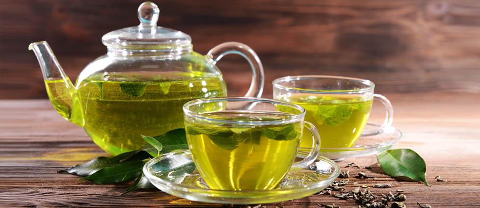 Herbata zielona - działanie jak parzyć