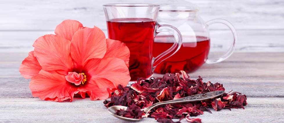 Herbatka z hibiskusa - działanie, właściwości